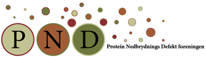 Protein Nedbrydnings Defekt Foreningen